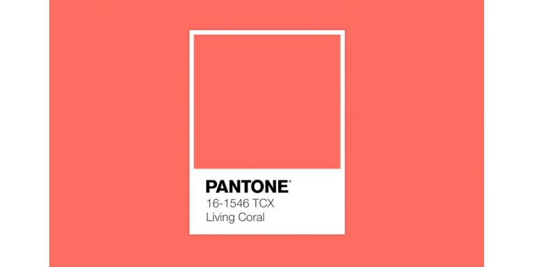 Living Coral, el color pantone 2019